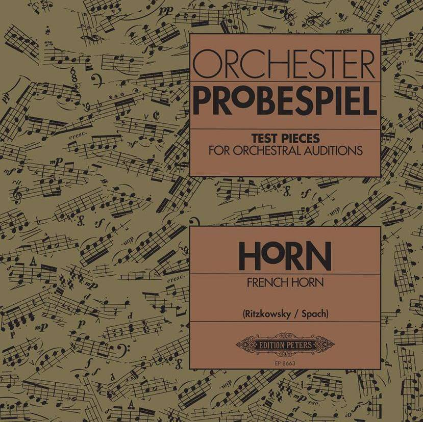 Orchester-Probespiel Horn | Wagner-Tuba