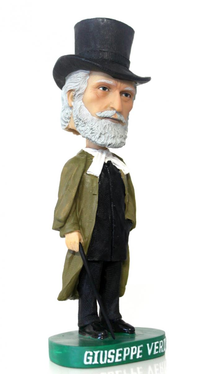Edition Peters Musical Gifts: Bobblehead Verdi