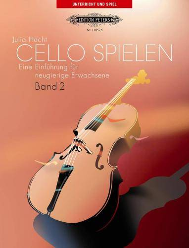 Cello spielen - Band 2