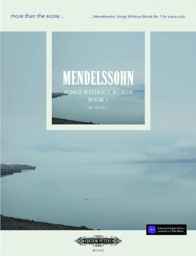 more than the score - Mendelssohn: Songs With