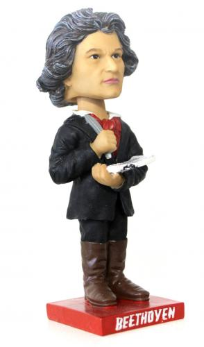 Edition Peters Musical Gifts: Bobblehead Beethoven