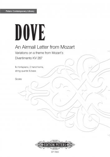 An Airmail Letter from Mozart