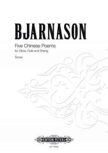 Five Chinese Poems