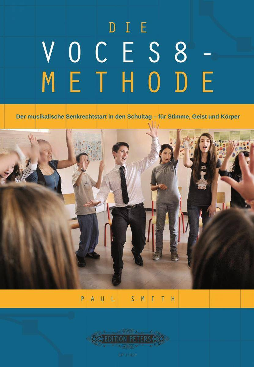 Die VOCES8 Methode