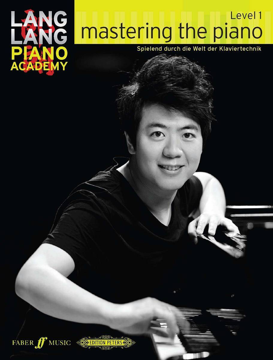 Lang Lang - mastering the piano / Level 1