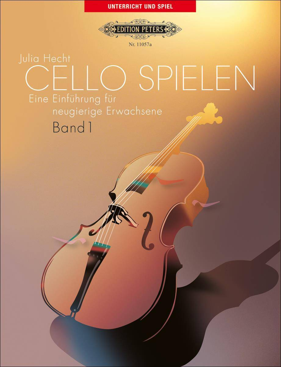 Cello spielen, Band 1