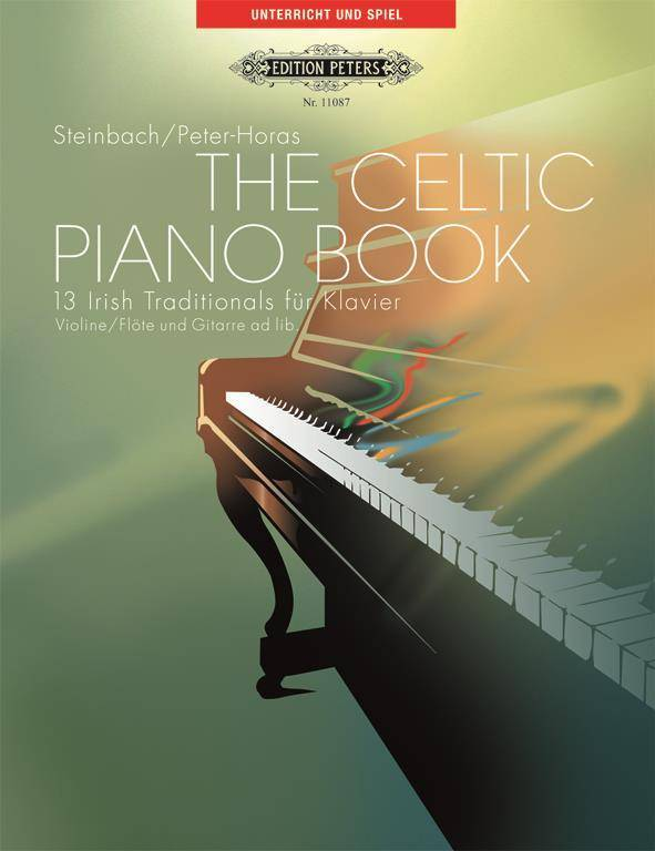 The Celtic Piano Book (13 Irish Traditionals)