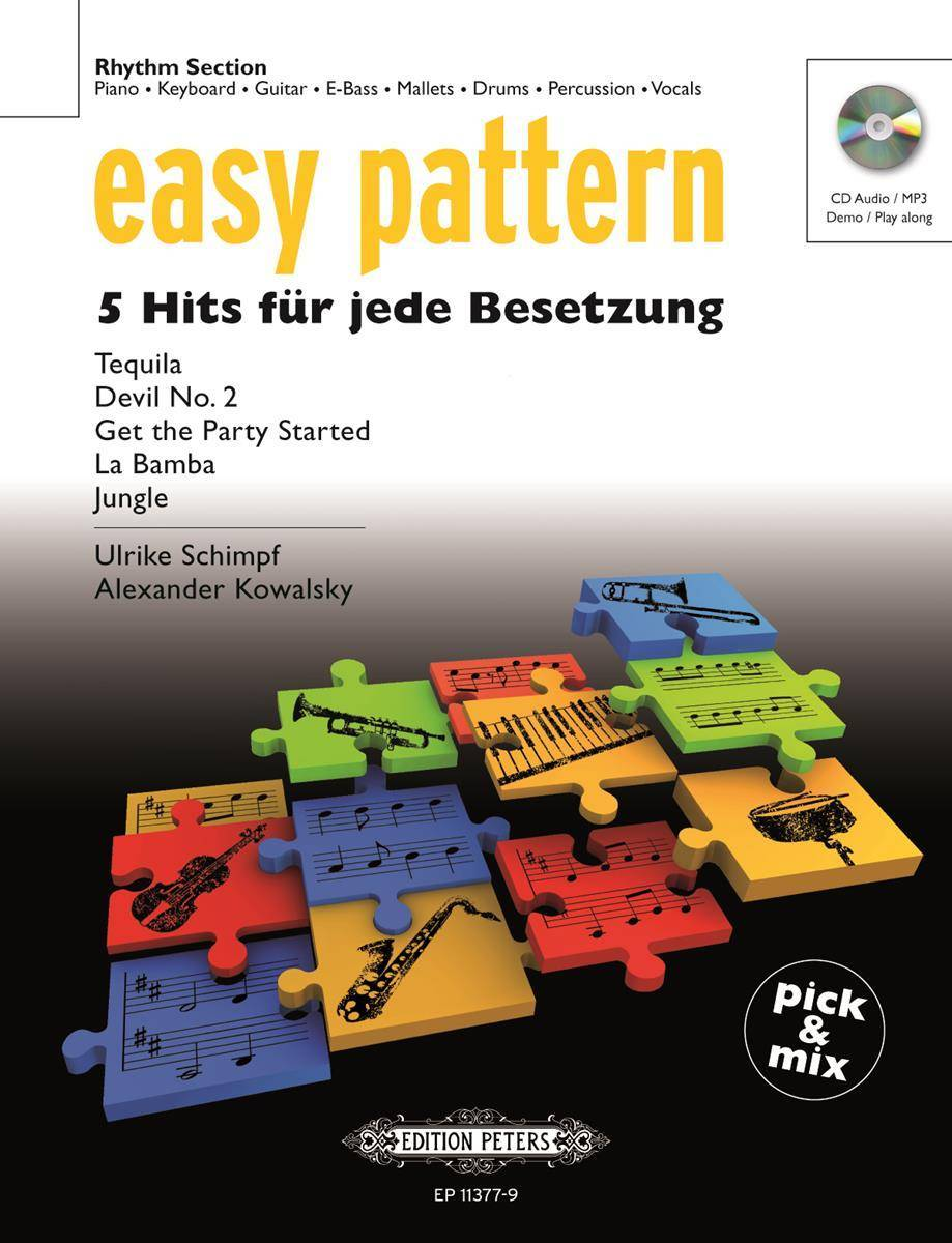 easy pattern | Rhythm Section