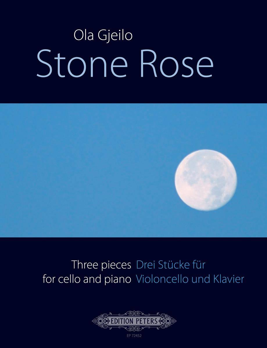 Stone Rose - Three Pieces for Cello an Piano