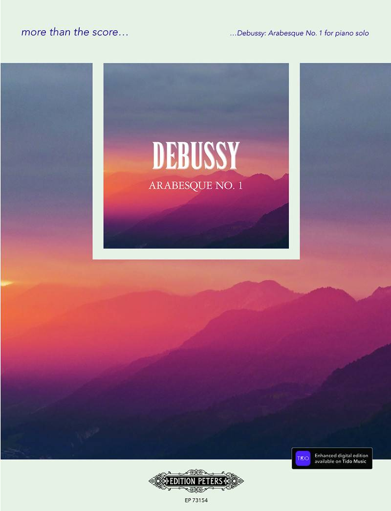 more than the score - Debussy: Arabesque No.