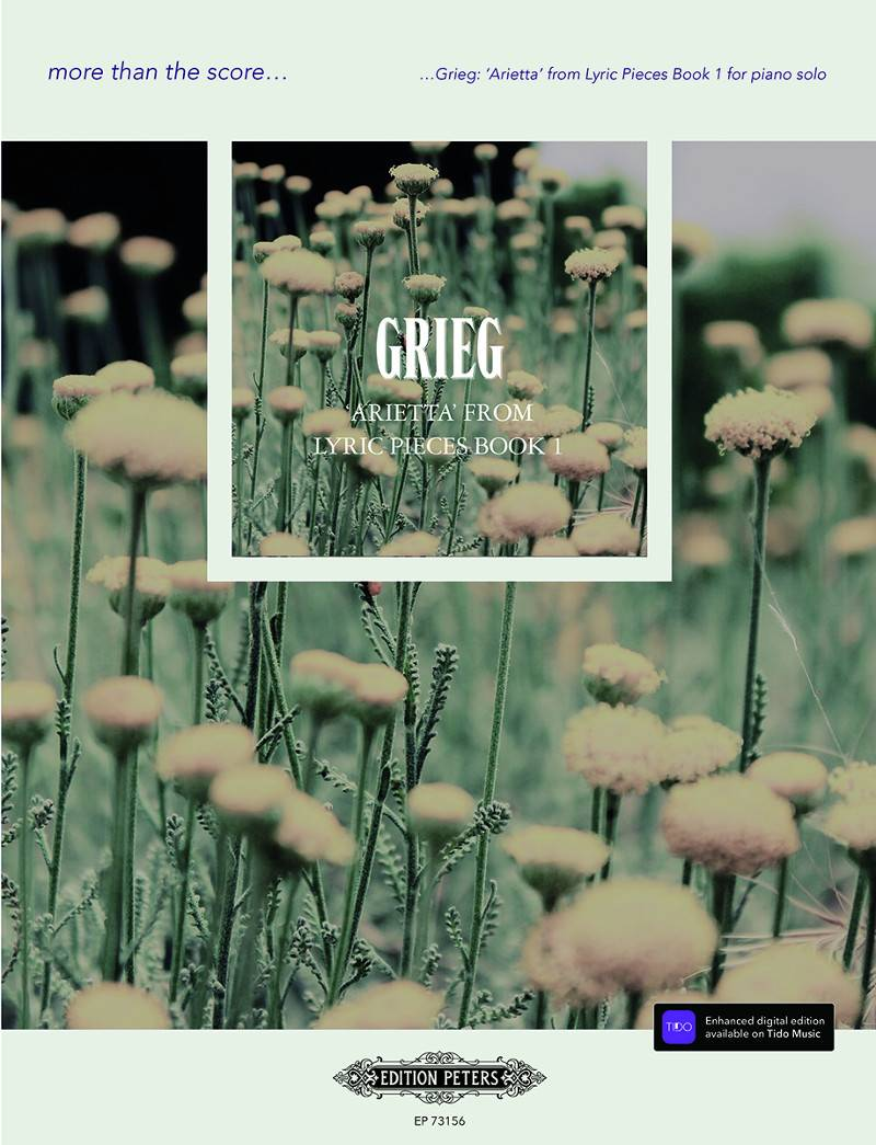 more than the score - Grieg: 'Arietta' from L