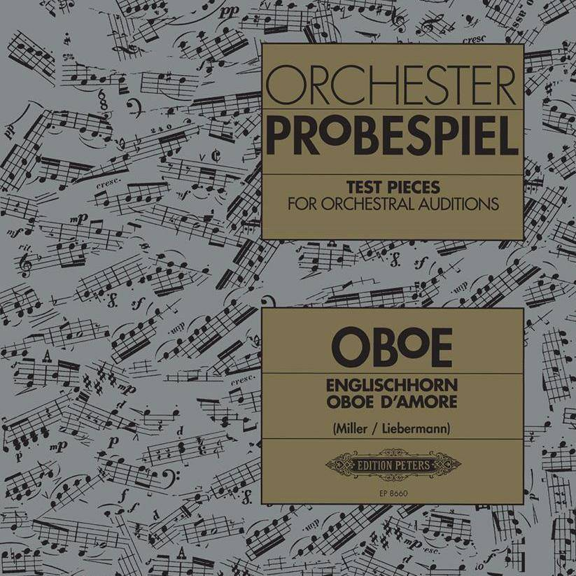 Orchester-Probespiel - Oboe | Englisch Horn | Oboe d\'amore