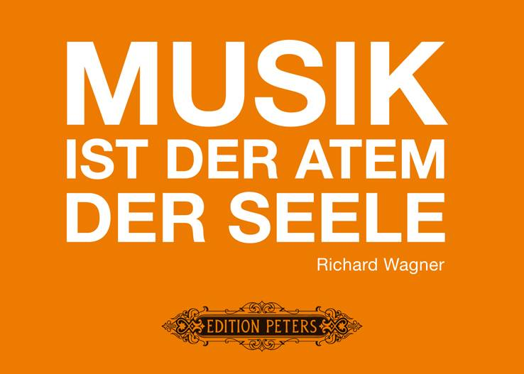 Edition Peters Musical Gifts: Postkarten Wagner (10er Pack)