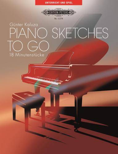 Piano Sketches to Go (18 Minutenstücke)