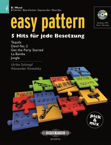 easy pattern | Bb Wood