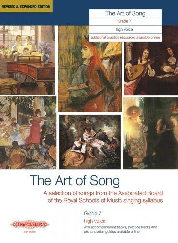The Art of Song: Selected Songs, Grade 7, hohe Stimme