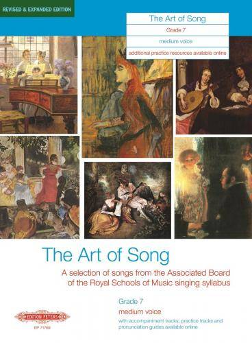 The Art of Song: Selected Songs, Grade 7, mittlere Stimme