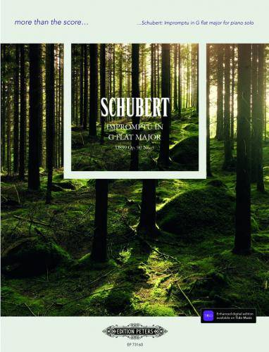 more than the score - Schubert: Impromptu in