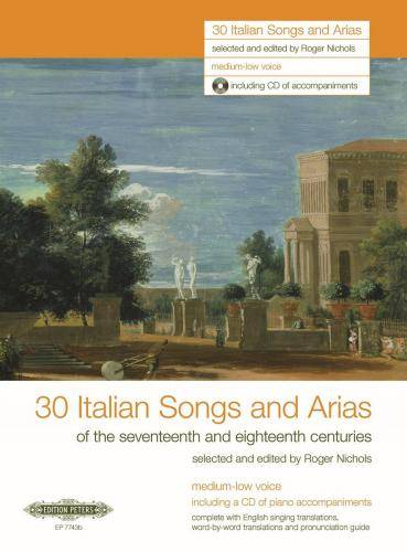 30 Italian Songs and Arias