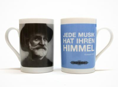 Edition Peters Musical Gifts: Kaffeebecher Verdi
